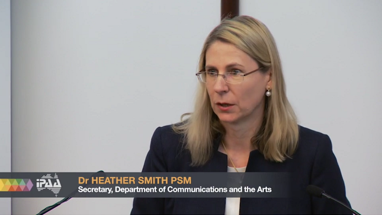 Heather Smith: keeping pace with digital disruption