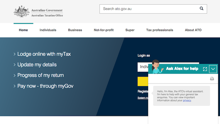 ATO website returns. But should outages count as 'defective administration'?
