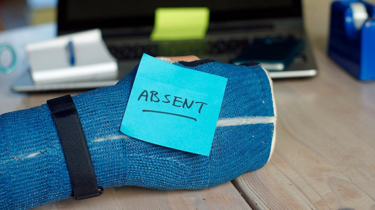 Scarcer sickies: ATO gets positive about workplace wellbeing