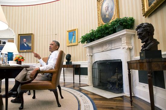 Citizen Obama: the future of the past president