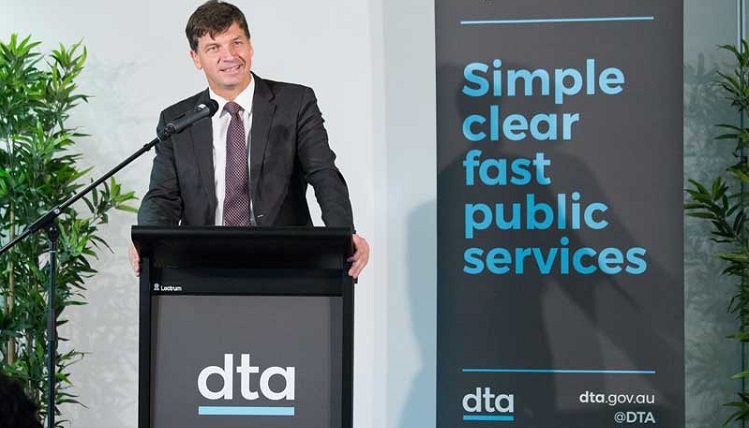 Angus Taylor confident 'DTA 2.0' can achieve its great expectations