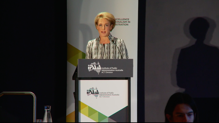 'We are not there yet': Michaelia Cash on IWD