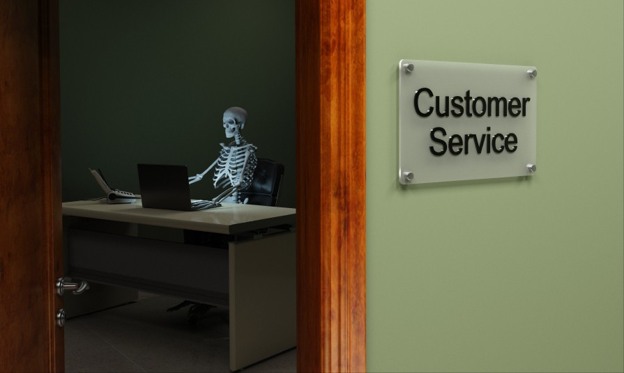 Centrelink's one weird trick to get unbelievably good call centre stats