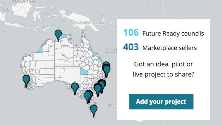Digital marketplace centralises 'smart city' procurement for councils