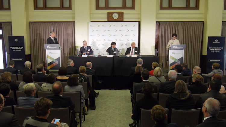 Video: IPAA marks 50 years of federal Indigenous affairs policy with PM&C