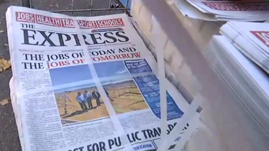 Cut-through messaging: SA Budget newspaper worth the opprobrium?