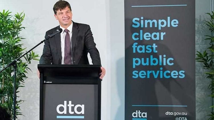 'All IT projects should be driven by government agencies': Angus Taylor