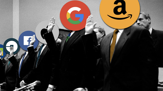 Tom Burton: tech titans v. media moguls