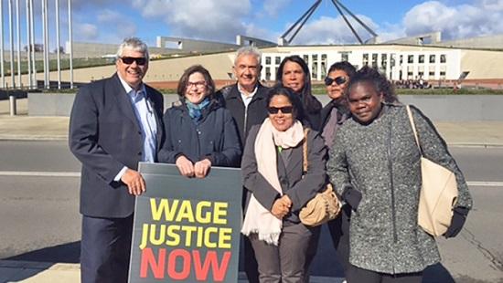 Failure guaranteed if you don't involve us, say Aboriginal organisations