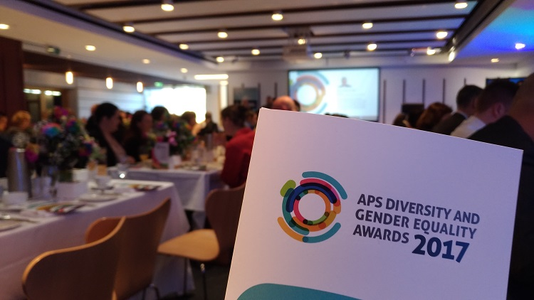 APS diversity and gender equality awards announced
