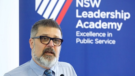 Head walks: NSW looking for new Public Service Commissioner