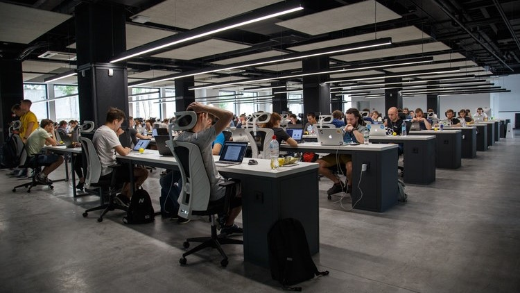 Open plan offices CAN actually work, under certain conditions