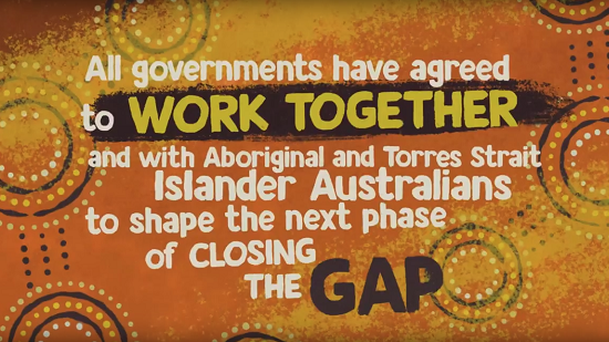 Turnbull: we are committed to doing things with, not to, Aboriginal people