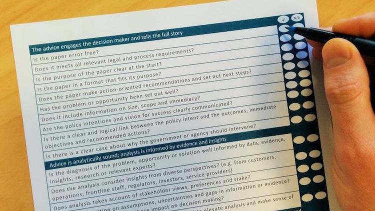 Reimagining how NZ public servants go about their work
