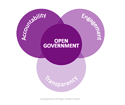 open government diagram