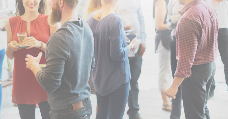Research shows networking is painful, but it can be a lot better