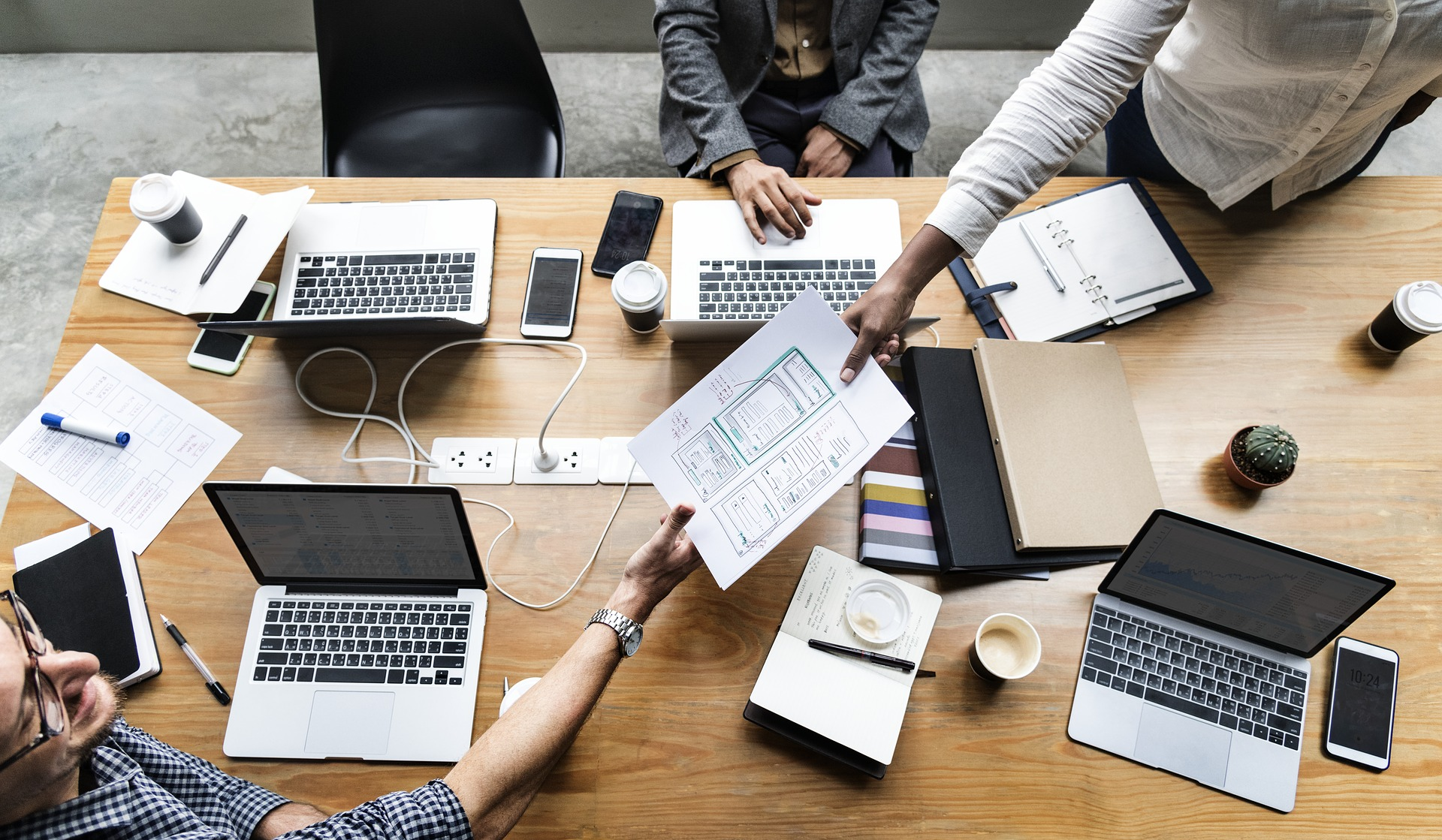 The future of work: is it something completely different?