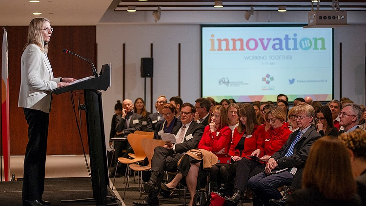 Innovation a multi-generation effort for government