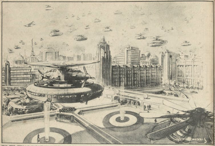 Drawing inspiration from imaginative planners past