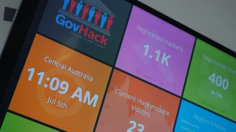 Government open data comes to life