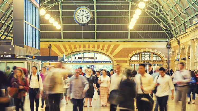 NSW officials to park out Sydney's Central Station for Right to Know campaign