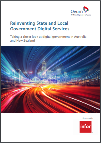 eBook: Reinventing state and local government digital services image