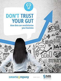 eBook: Don't trust your gut: How data can revolutionise your business image
