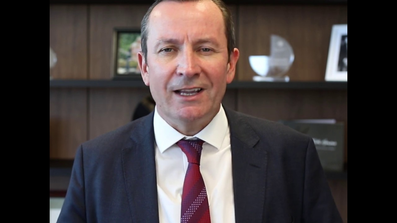 Mark McGowan: the 12 targets that will define my job as WA Premier