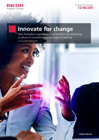eBook: Innovate for change image