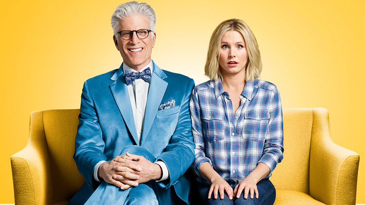 What TV comedy The Good Place tells us about why banks and other corporations are in a bad place
