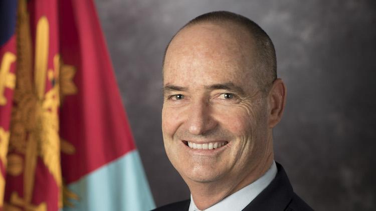 Mel Hupfeld next chief of Air Force