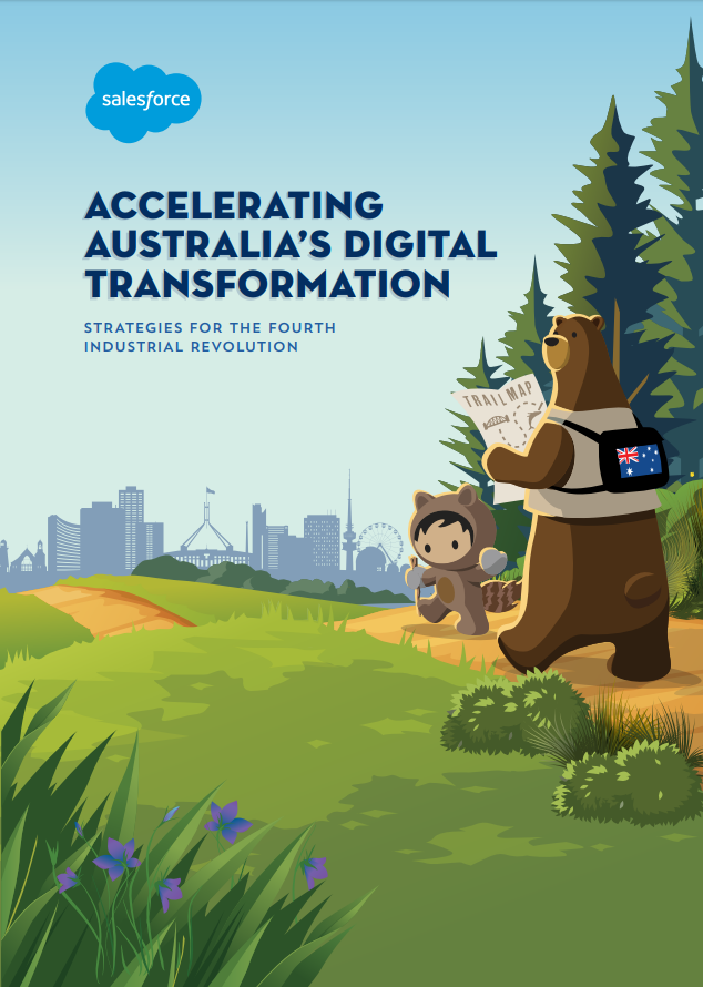 eBook: Accelerating Australia's digital transformation image