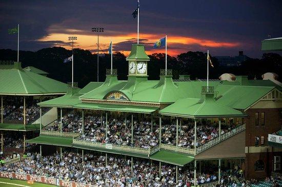 Good governance at the Sydney Cricket Ground Trust?