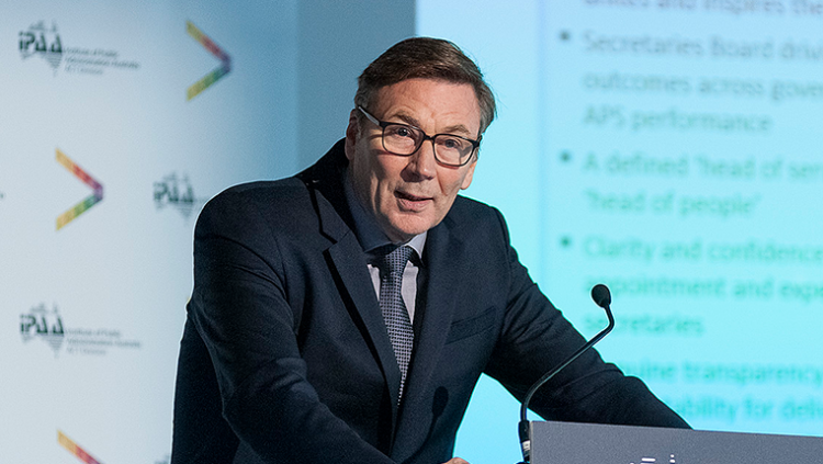 What 'common pay' really means and other things we learned questioning David Thodey