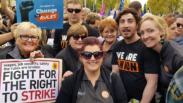 Victorian public sector wages policy draws anger from one union, silence from another