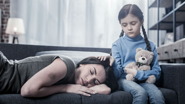 When it comes to mental health, what's good for parents is good for children