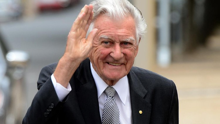 Reflections on Bob Hawke in Old Parliament House