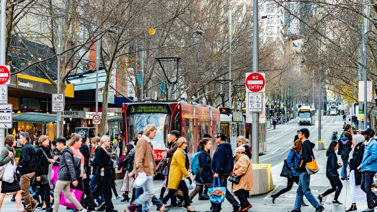 Move away from a car-dominated city looks radical but it's a sensible plan for a liveable future