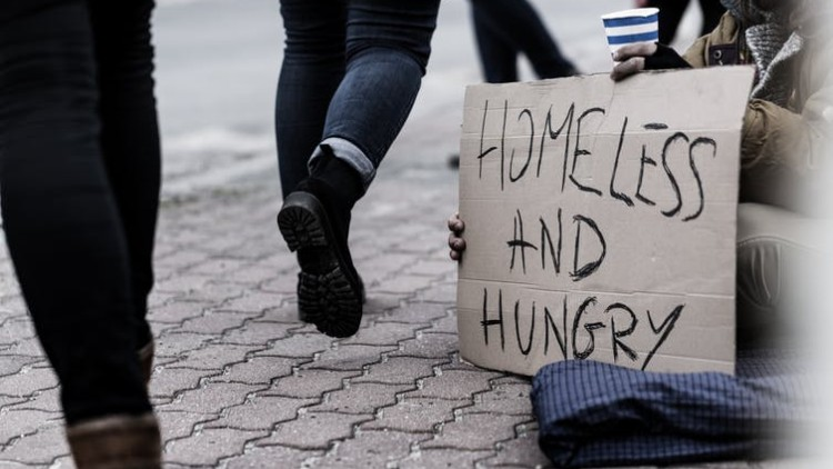 Homelessness soars in our biggest cities, driven by rising inequality since 2001