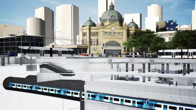 Melbourne Metro early stage is over budget, says auditor