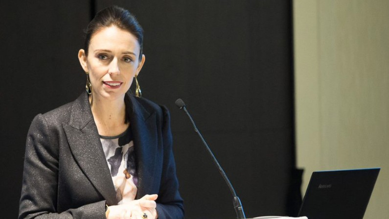 Ardern displays enduring faith in government being a force for good