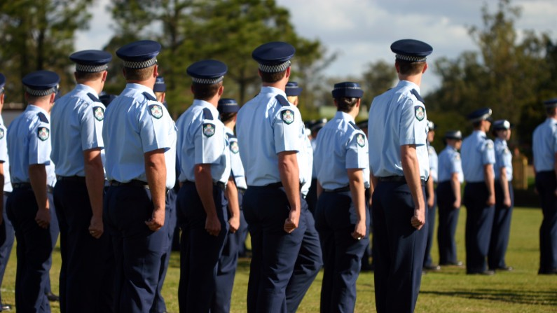 Survey finds police perceive leaders as unwilling to listen
