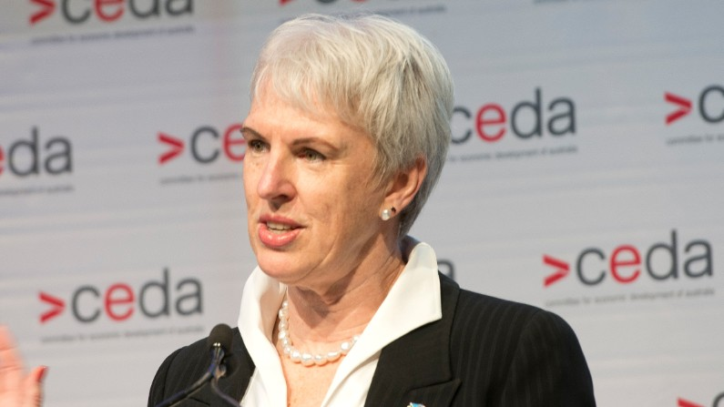 Business leader to chair CEDA, APS review member gets seat on board
