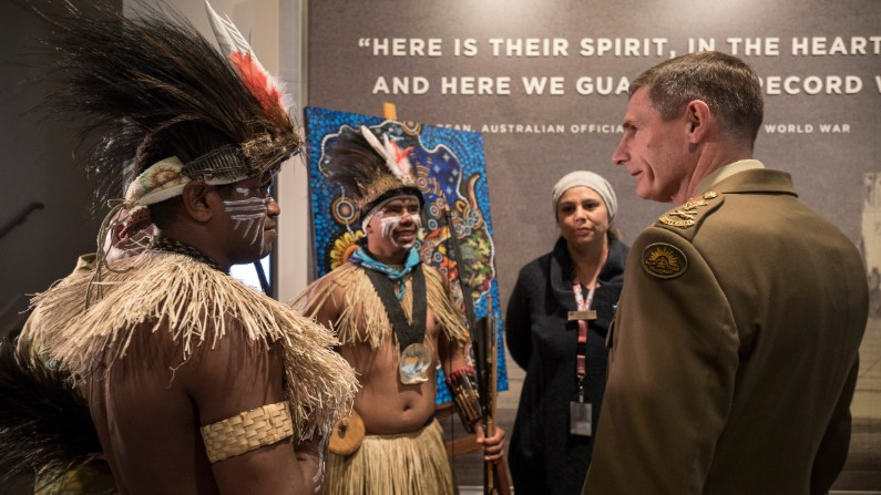 Senior Defence leaders launch Indigenous reconciliation plan