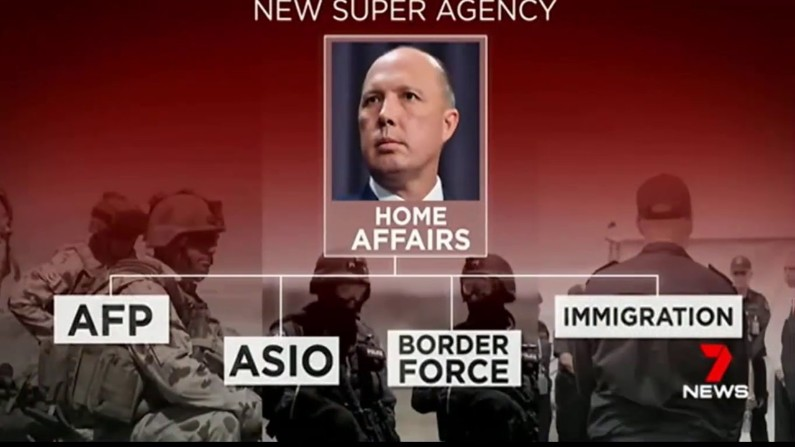 Yes, Peter Dutton has a lot of power, but a strong Home Affairs is actually a good thing for Australia