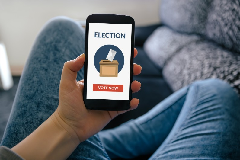 Trust is hard earned but easily lost: Carefully but resolutely moving towards using digital technology to conduct elections
