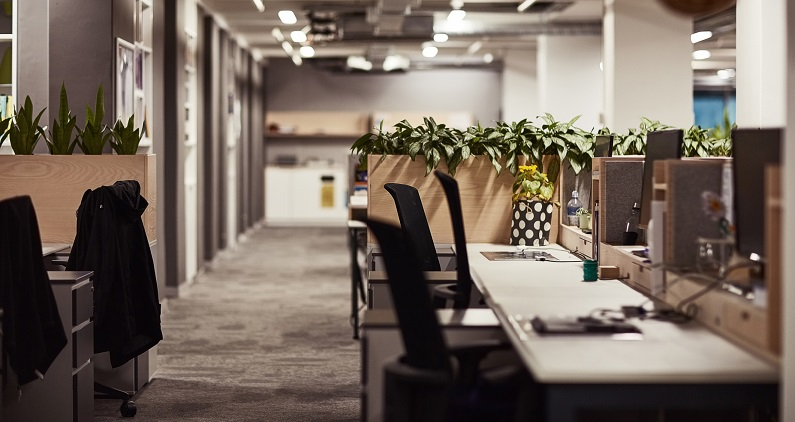 More collaborative workplaces have come at a price: knowledge workers who can't think in the buzz of an open-plan office. Researchers are pinpointing the ideal level of noise to stay focused