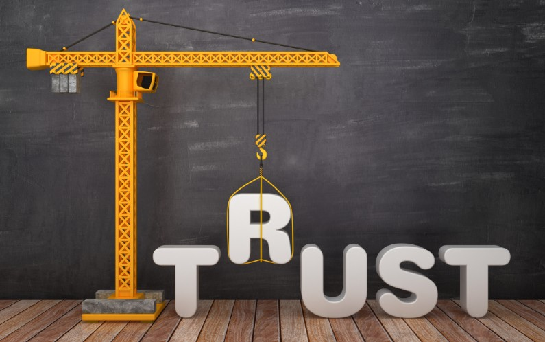 Trust infrastructure for digital governance and the 21st century