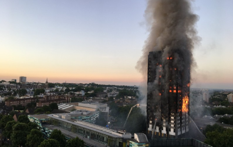Leaked documents reveal government sites covered in flammable cladding