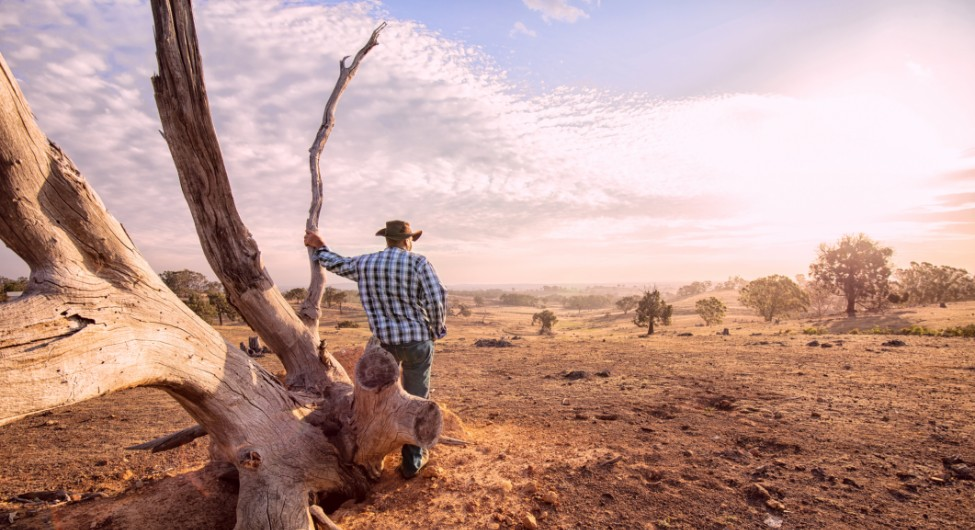 Both sides supporting drought relief doesn't equate to it being right